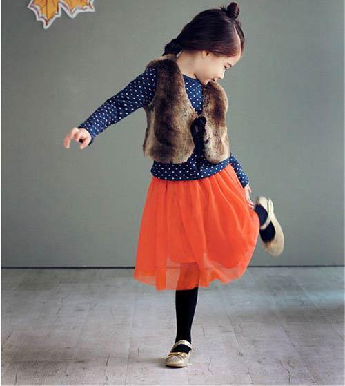 Chọn áo mùa đông xinh tươi cho bé - 8