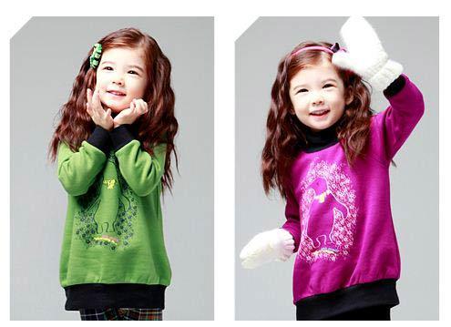 Chọn áo mùa đông xinh tươi cho bé - 9