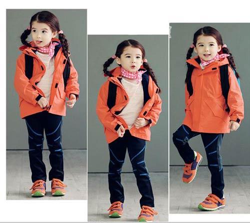 Chọn áo mùa đông xinh tươi cho bé - 3