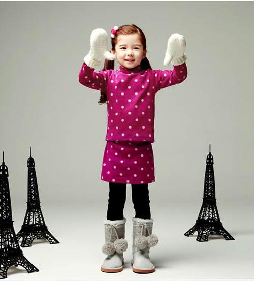 Chọn áo mùa đông xinh tươi cho bé - 18