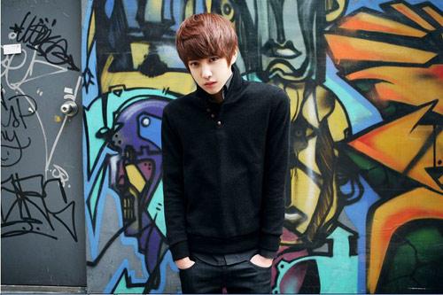 Mặc đồ đông đẹp như anh chàng Hàn Quốc - 5