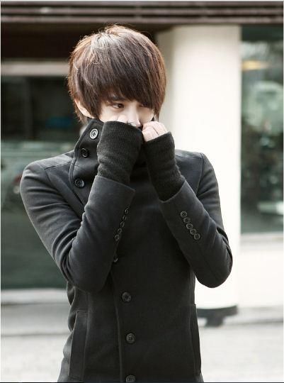 Mặc đồ đông đẹp như anh chàng Hàn Quốc - 7