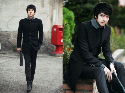 Mặc đồ đông đẹp như anh chàng Hàn Quốc - 11