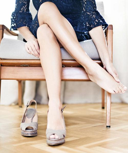 Kéo dài chân: Đẹp hay họa? - 2