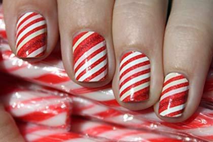 6 mẫu nail Giáng Sinh đẹp và độc! - 2