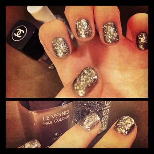 6 mẫu nail Giáng Sinh đẹp và độc! - 4