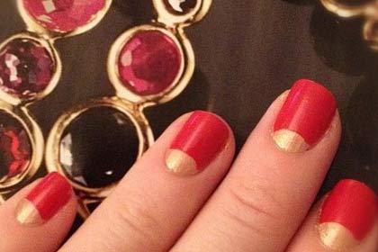 6 mẫu nail Giáng Sinh đẹp và độc! - 7