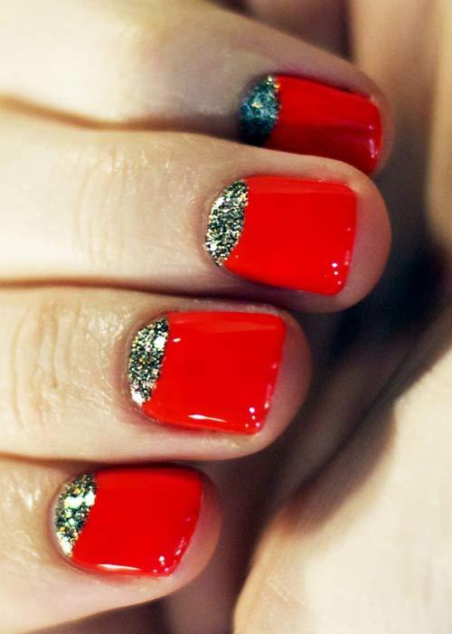 6 mẫu nail Giáng Sinh đẹp và độc! - 9