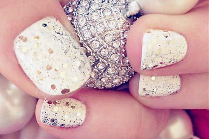 6 mẫu nail Giáng Sinh đẹp và độc! - 13