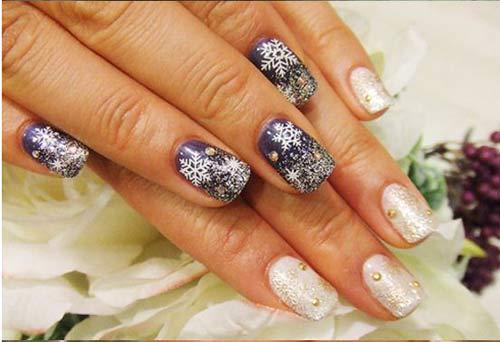 6 mẫu nail Giáng Sinh đẹp và độc! - 14