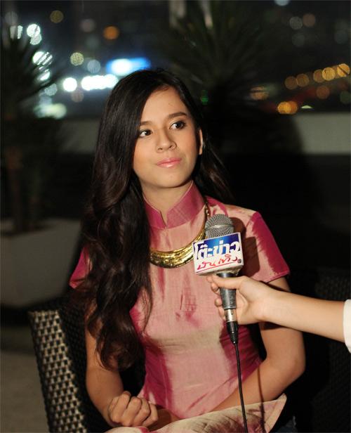 Miss Teen Việt khoe sắc trên đất Thái - 4