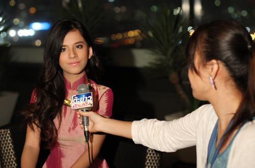 Miss Teen Việt khoe sắc trên đất Thái - 5