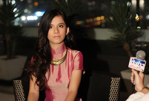Miss Teen Việt khoe sắc trên đất Thái - 6