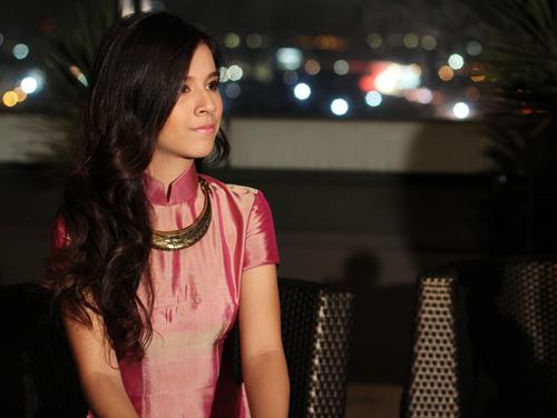 Miss Teen Việt khoe sắc trên đất Thái - 7