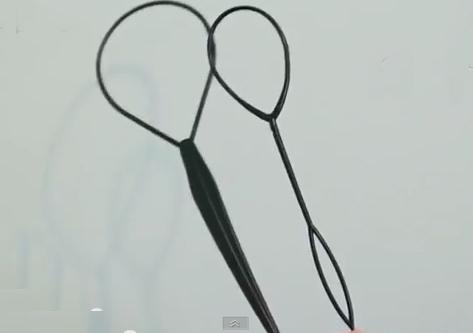 Xinh xinh tóc đuôi ngựa buộc lệch - 2