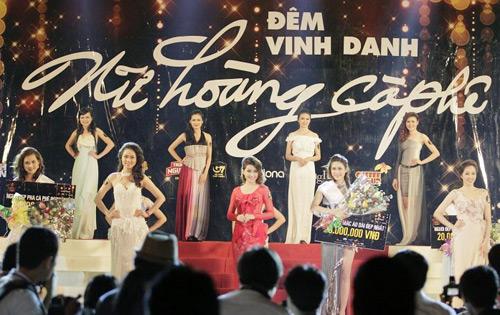 Diễm Trang đăng quang Nữ hoàng Cà phê - 10