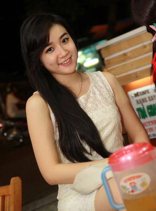 Miss Teen Sài thành rủ nhau trốn nóng - 1