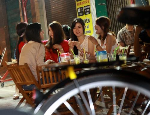 Miss Teen Sài thành rủ nhau trốn nóng - 9