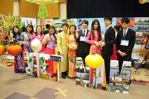 Tuyển đại biểu tham gia Tàu thanh niên Đông Nam Á - 1