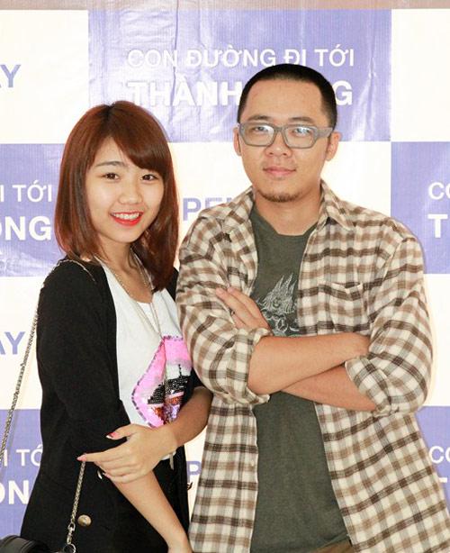 Thu Trang chia sẻ bí quyết thành công - 1