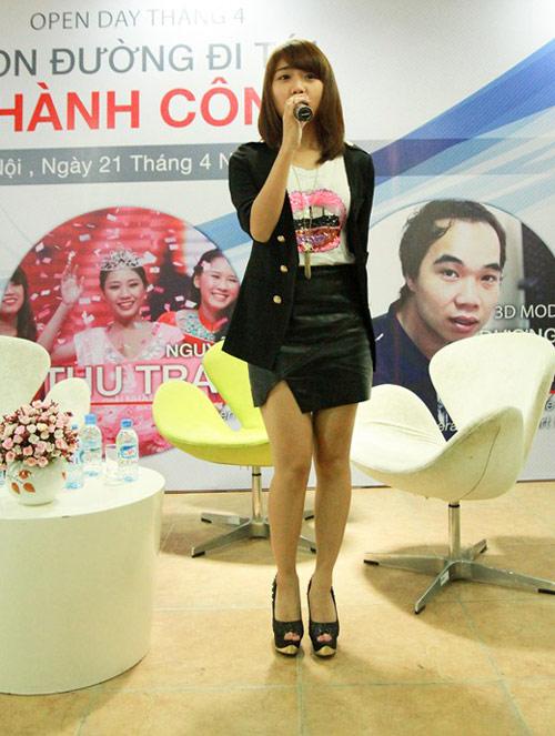 Thu Trang chia sẻ bí quyết thành công - 2