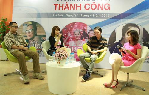Thu Trang chia sẻ bí quyết thành công - 3