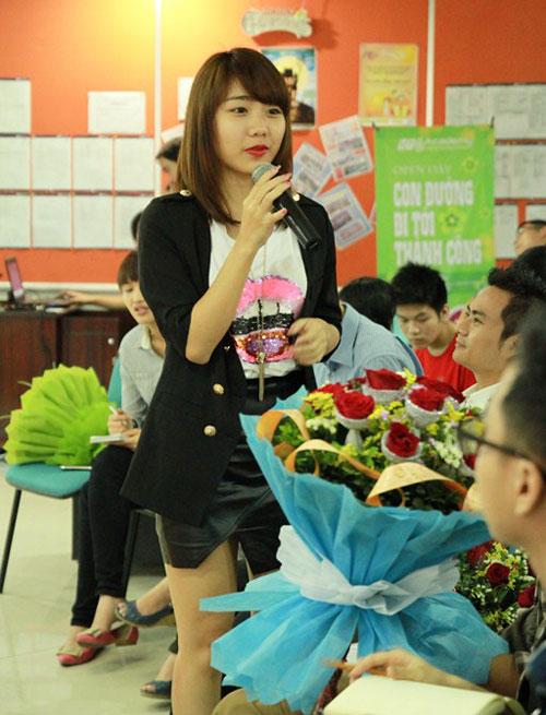 Thu Trang chia sẻ bí quyết thành công - 5