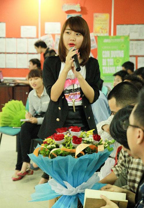 Thu Trang chia sẻ bí quyết thành công - 6