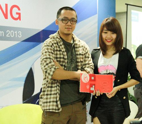Thu Trang chia sẻ bí quyết thành công - 9