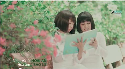 Diễm Quyên - Ngọc Linh gợi nhớ tuổi học trò - 4