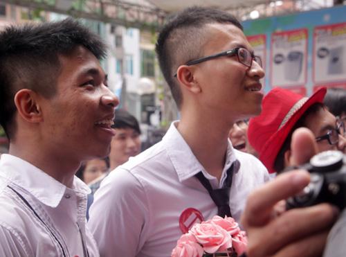 Đám cưới đồng tính tập thể tại Hà Nội - 5