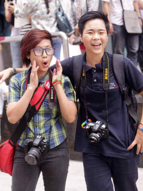 Đám cưới đồng tính tập thể tại Hà Nội - 10