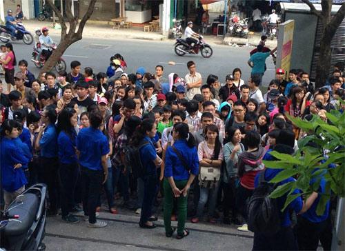 Giới trẻ Việt nóng lòng gặp gỡ Nick Vujicic - 2