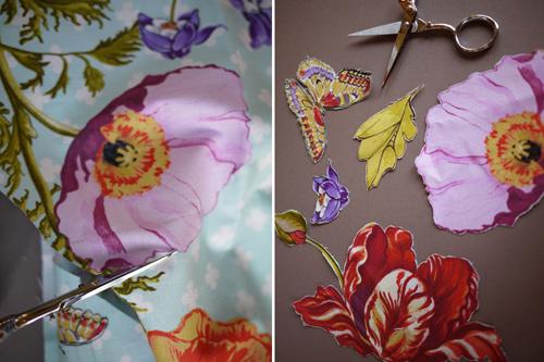 Đính hoa cho túi xách thêm rực rỡ - 5