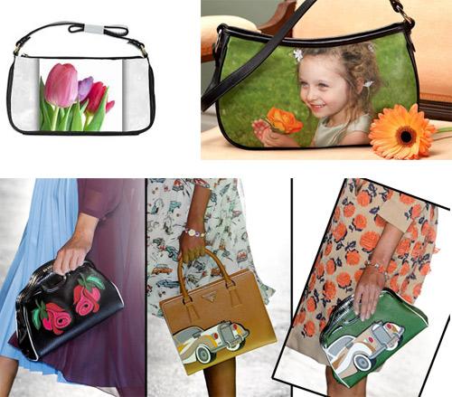 Đính hoa cho túi xách thêm rực rỡ - 8