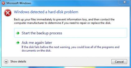 Làm gì khi không vào được Windows - 3