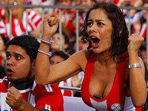 Tuyển tập bộ ảnh hài hước trong thế giới bóng đá
