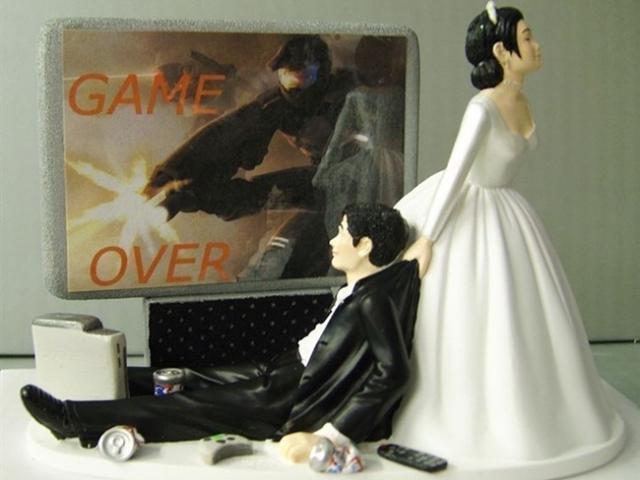 Những chiếc bánh cưới bá đạo 'khó đỡ' nhất