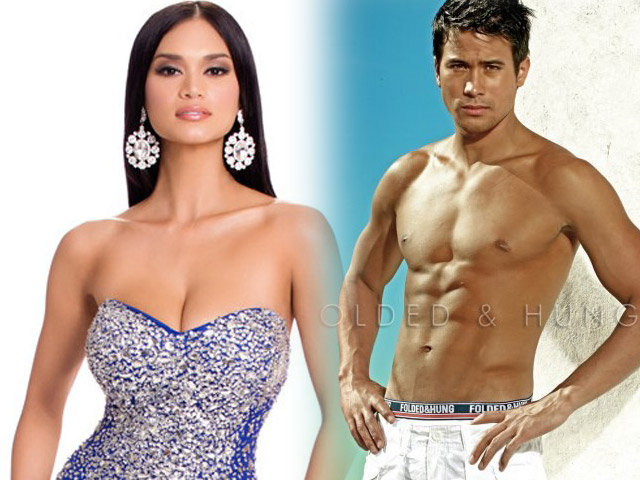 Rumors about new love rumors about the new Miss Universe