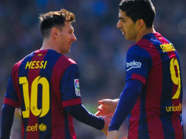Sao 360 độ 5/2: Messi tặng Suarez quà kỉ niệm chiến thắng