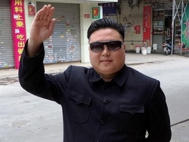 TQ: Kiếm bộn tiền vì giống Kim Jong-un như lột