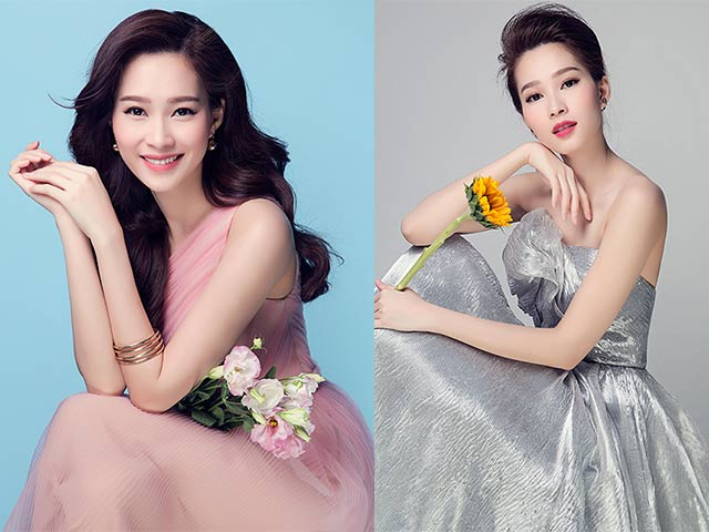 """Hoa hậu Thu Thảo đẹp rạng ngời """"không góc chết"""""""