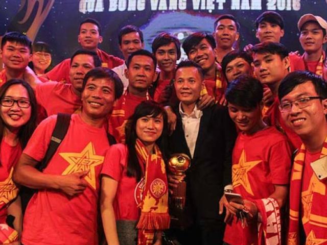 Tranh luận quanh Quả bóng vàng Việt Nam