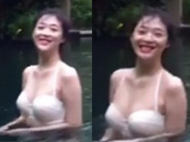"""Thiên thần Hàn Quốc """"gây bão"""" với clip nhạy cảm"""
