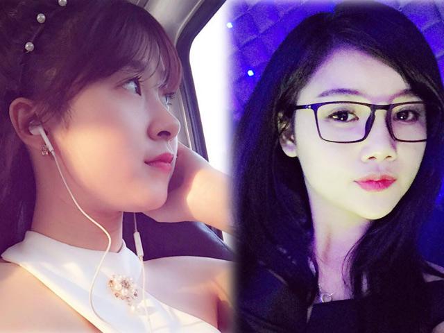 5 cô gái siêu hot ở miền đất nhiều gái đẹp nhất Việt Nam