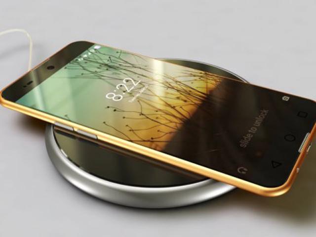 Apple iPhone 8 sẽ trang bị sạc không dây