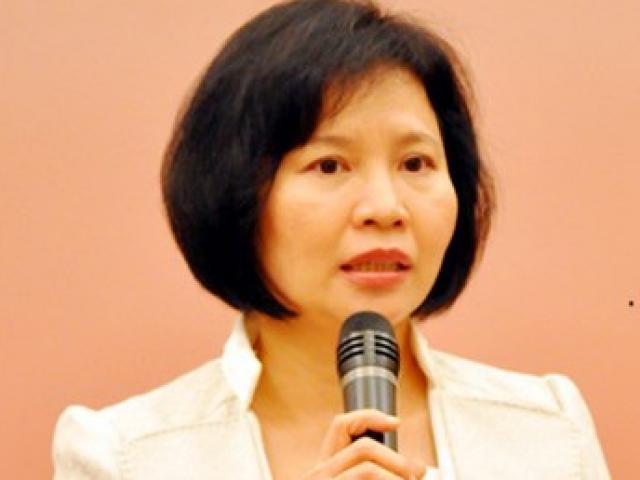 Hai dấu hỏi quanh tài sản lớn của Thứ trưởng Hồ Thị Kim Thoa