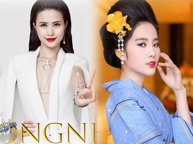"""Mỹ Linh, Nam Em, Đông Nhi... """"biến hình"""" nhờ son phấn"""