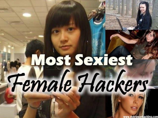 """""""Top"""" 5 nữ hacker xinh đẹp và nguy hiểm nhất mọi thời đại"""
