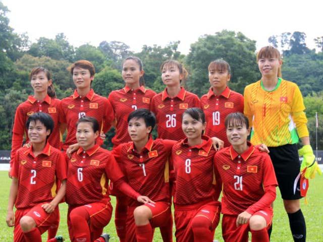 """ĐT nữ Việt Nam đá tiki-taka, bóng Bạc Tuyết Dung đấu 3 """"đại gia"""""""